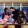 Yunus Çakmak TRT 1'de Esra Harmanda'nın iyi Fikir programında kahve yapmanın püf noktalarını Paylaştı (2)