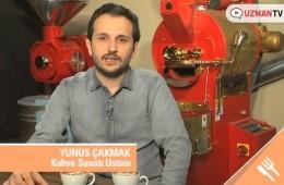 Uzman TV Kahve Sanatı Ustası Cappuccino Süslemesi