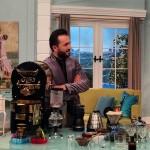 Kanaltürk TV Derya'nın Dünyası Programı Uzman Barista Yunus Çakmak-2