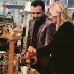 Kanaltürk TV Derya'nın Dünyası Programı Uzman Barista Yunus Çakmak-4