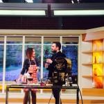 Yunus Çakmak TRT 1'de Esra Harmanda'nın iyi Fikir programında kahve yapmanın püf noktalarını Paylaştı (3)
