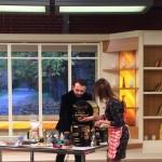 Yunus Çakmak TRT 1'de Esra Harmanda'nın iyi Fikir programında kahve yapmanın püf noktalarını Paylaştı (5)