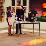 Yunus Çakmak TRT 1'de Esra Harmanda'nın iyi Fikir programında kahve yapmanın püf noktalarını Paylaştı (6)