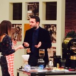 Yunus Çakmak TRT 1'de Esra Harmanda'nın iyi Fikir programında kahve yapmanın püf noktalarını Paylaştı (8)