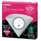 Paper Filter White for 02 Dripper 40sheets