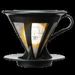 Kahvemin Tadı Cafeor Dripper 02 Black