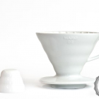 Dripper V60 02 Ceramic WHITE Coffee