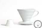 Dripper V60 02 Ceramic WHITE Coffee