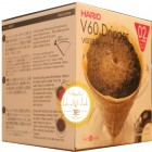 Coffee Dripper V60 02 Clear Coffee