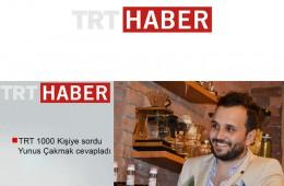 TRT 1000 Kişiye sordu