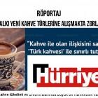 Hürriyet Röportaj Kahve Pazarı