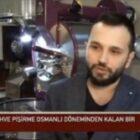 trt türk barista eğitmeni kahve uzmanı yunus çakmak