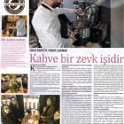 Ünlem Gazetesi Kahve Mesleği