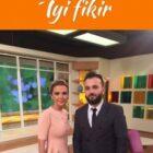 TRT 1 Ece Erken'in İyi Fikir programı UZMAN BARİSTA YUNUS ÇAKMAK