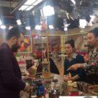 12 Mayıs 2016 Show Tv Zahide Yetiş Programı Kahvemin Tadı Barista Eğitmeni Kahve Uzmanı Yunus ÇAKMAK  (3)