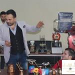Kahvemin Tadı Barista Eğitmeni Kahve Uzmanı Yunus ÇAKMAK Görme Engelliler Projesi (10)