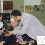Kahvemin Tadı Barista Eğitmeni Kahve Uzmanı Yunus ÇAKMAK Görme Engelliler Projesi (11)