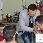 Kahvemin Tadı Barista Eğitmeni Kahve Uzmanı Yunus ÇAKMAK Görme Engelliler Projesi (12)