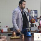 Kahvemin Tadı Barista Eğitmeni Kahve Uzmanı Yunus ÇAKMAK Görme Engelliler Projesi (14)
