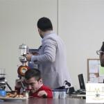 Kahvemin Tadı Barista Eğitmeni Kahve Uzmanı Yunus ÇAKMAK Görme Engelliler Projesi (15)