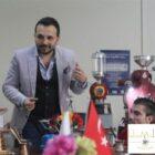 Kahvemin Tadı Barista Eğitmeni Kahve Uzmanı Yunus ÇAKMAK Görme Engelliler Projesi (16)