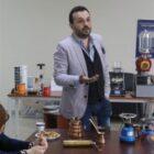 Kahvemin Tadı Barista Eğitmeni Kahve Uzmanı Yunus ÇAKMAK Görme Engelliler Projesi (18)