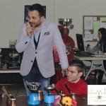 Kahvemin Tadı Barista Eğitmeni Kahve Uzmanı Yunus ÇAKMAK Görme Engelliler Projesi (19)