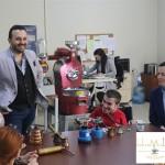 Kahvemin Tadı Barista Eğitmeni Kahve Uzmanı Yunus ÇAKMAK Görme Engelliler Projesi (20)