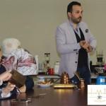 Kahvemin Tadı Barista Eğitmeni Kahve Uzmanı Yunus ÇAKMAK Görme Engelliler Projesi (21)