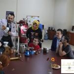 Kahvemin Tadı Barista Eğitmeni Kahve Uzmanı Yunus ÇAKMAK Görme Engelliler Projesi (22)