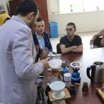 Kahvemin Tadı Barista Eğitmeni Kahve Uzmanı Yunus ÇAKMAK Görme Engelliler Projesi (24)