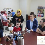Kahvemin Tadı Barista Eğitmeni Kahve Uzmanı Yunus ÇAKMAK Görme Engelliler Projesi (25)