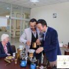 Kahvemin Tadı Barista Eğitmeni Kahve Uzmanı Yunus ÇAKMAK Görme Engelliler Projesi (28)
