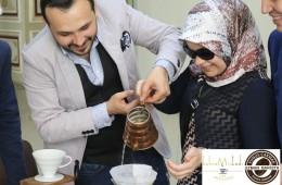 Görme Engellilere Kahve Eğitimi