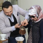Kahvemin Tadı Barista Eğitmeni Kahve Uzmanı Yunus ÇAKMAK Görme Engelliler Projesi (30)