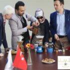 Kahvemin Tadı Barista Eğitmeni Kahve Uzmanı Yunus ÇAKMAK Görme Engelliler Projesi (32)