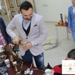 Kahvemin Tadı Barista Eğitmeni Kahve Uzmanı Yunus ÇAKMAK Görme Engelliler Projesi (33)