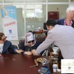Kahvemin Tadı Barista Eğitmeni Kahve Uzmanı Yunus ÇAKMAK Görme Engelliler Projesi (35)