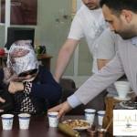 Kahvemin Tadı Barista Eğitmeni Kahve Uzmanı Yunus ÇAKMAK Görme Engelliler Projesi (38)