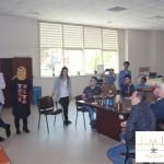 Kahvemin Tadı Barista Eğitmeni Kahve Uzmanı Yunus ÇAKMAK Görme Engelliler Projesi (7)