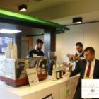 TEB Bankası Kahvemin Tadı Barista Eğitmeni Kahve Uzmanı Yunus ÇAKMAK KAHVE DANIŞMANLIĞI PROJESİ (11)