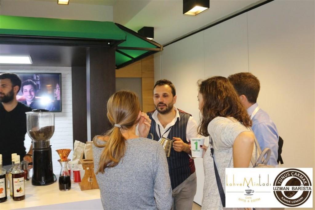 TEB Bankası Kahvemin Tadı Barista Eğitmeni Kahve Uzmanı Yunus ÇAKMAK KAHVE DANIŞMANLIĞI PROJESİ (28)