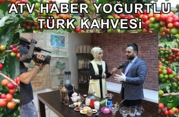 ATV Yoğurtlu Kahve