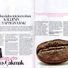 Yunus ÇAKMAK CoffeeMag'e Konuştu