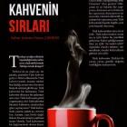Gönül Dergisi Türkiye'de Kaliteli Kahve İçiliyor Mu Röportajı ?