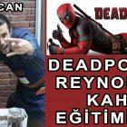 """Deadpool 2 Reynolds'u Kahve Eğitimi Aldı """"Harun Can"""""""