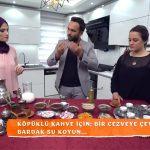 köpüklü türkkahvesi
